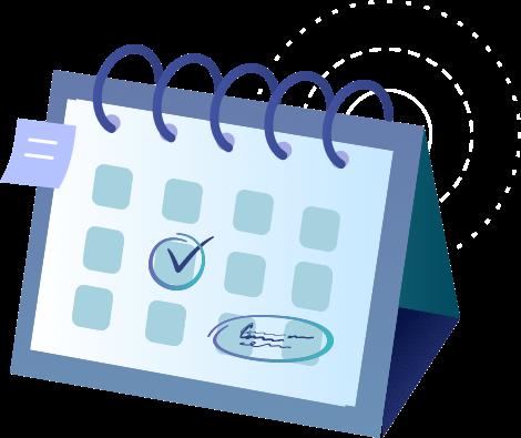 WeScale-calendar